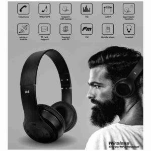 Xech, A4 Stereo Headphones